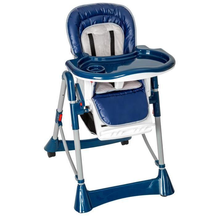 CHAISE HAUTE Chaise Haute Pour Bb Enfant Grand Confort Plia