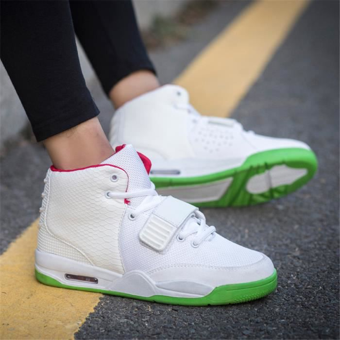 Mode West Basket Chaussures d'air Hommes Rouge.... CPyYgsCgA
