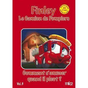 Finley achat vente finley pas cher soldes d s le 10 janvier cdiscount - Finley le camion de pompier ...