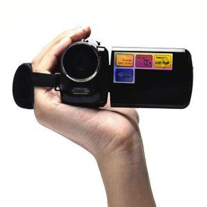 CAMÉSCOPE NUMÉRIQUE Caméra Mini-caméra vidéo zoom numérique TFT 4X de
