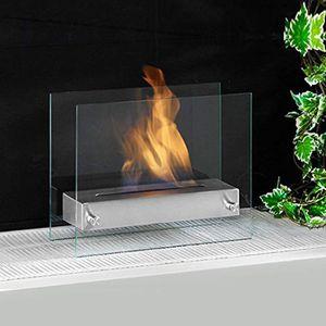 CHEMINÉE DRULINE Oxford cheminée Bio-éthanol de cheminée ta