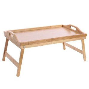 table petit dejeuner au lit achat vente pas cher. Black Bedroom Furniture Sets. Home Design Ideas