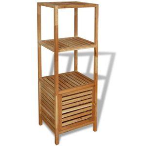 Etagere salle de bain en bois - Achat / Vente Etagere salle de ...