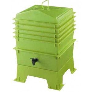 COMPOSTEUR - ACCESSOIRE Lombric Composteur