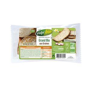 FARINE - FÉCULE Grand pain aux graines (Bio) LPPR - 400g