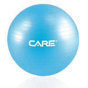 BALLON SUISSE-GYM BALL CARE Gym-Ball 65cm Anti-eclatement avec Pompe