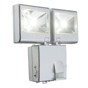 LAMPE DE JARDIN  Globo Lighting Projecteur extérieur - Plastique gr