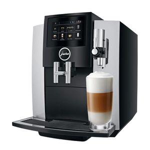 MACHINE À CAFÉ JURA S8, Autonome, Machine à expresso, 1,9 L, Broy