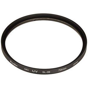 PACK ACCESSOIRES PHOTO 172025 lentille filtre UV Kenko MC 72mm absorbant