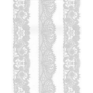 papier peint blanc et argent achat vente papier peint blanc et argent pas cher soldes d s. Black Bedroom Furniture Sets. Home Design Ideas
