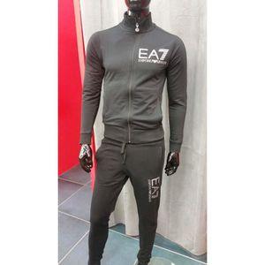 Ensemble de vêtements Survêtement Emporio Armani EA7 Homme Ensemble Noir