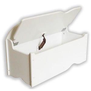 coffre en bois blanc achat vente coffre en bois blanc. Black Bedroom Furniture Sets. Home Design Ideas