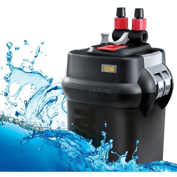 FLUVAL Filtre extérieur 106 - 550 L/h - Pour aquarium de 100 L max