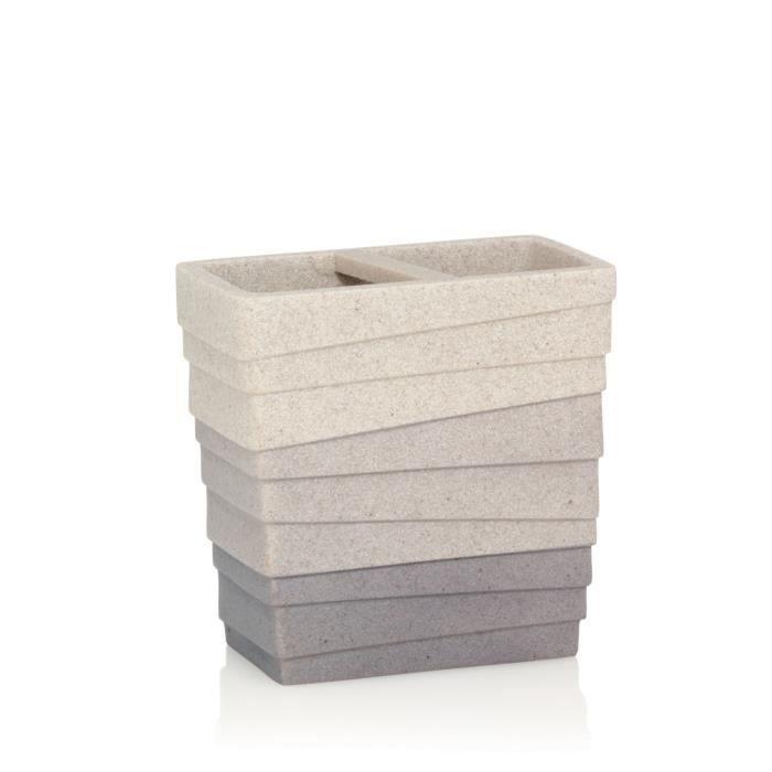 Kela 22802, Distributeurs de salle de bain, Marron, Gris, Drain, 60 mm, 100  mm, 100 mm