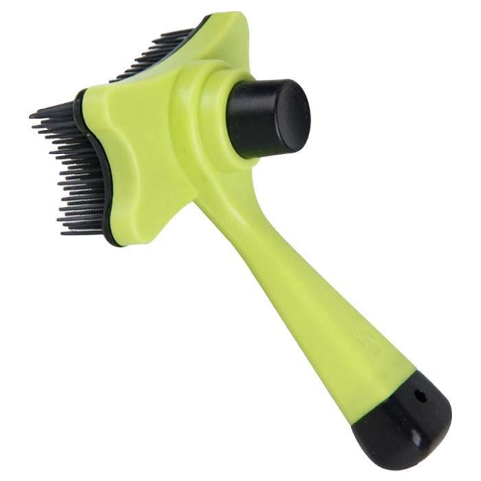 Coup De Cheveux Tondeuse Toilettage Bien Pour Chien Chat Animaux Vert,rose,jaune