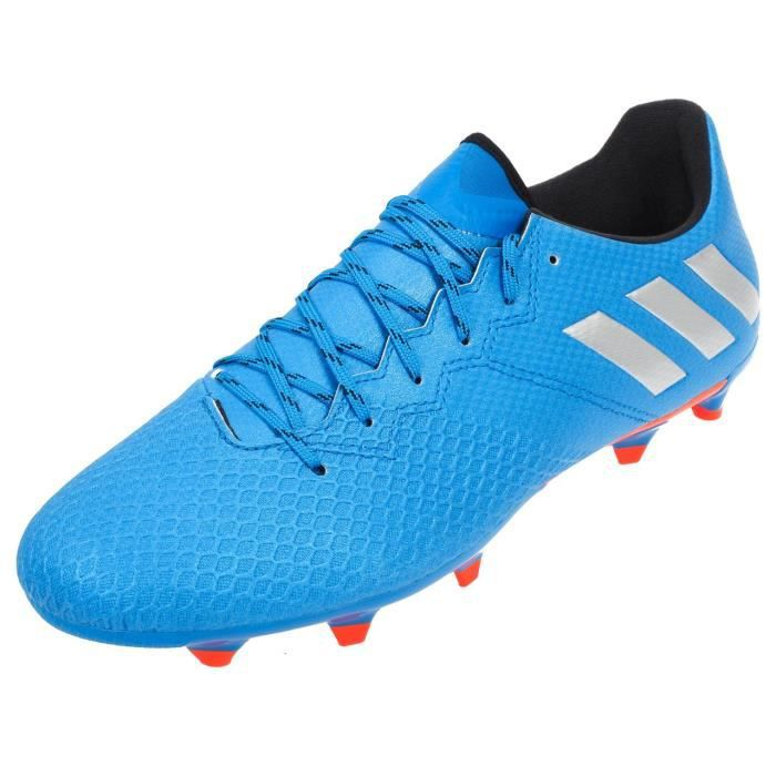 Chaussures Messi Cher 16 3 Lamelles Football Pas Prix Adidas Fg 7rqa7