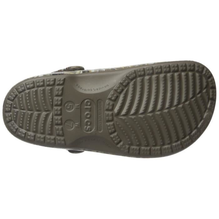 Crocs unisexe realtree hiver max-5 mule saboterie OGHTS