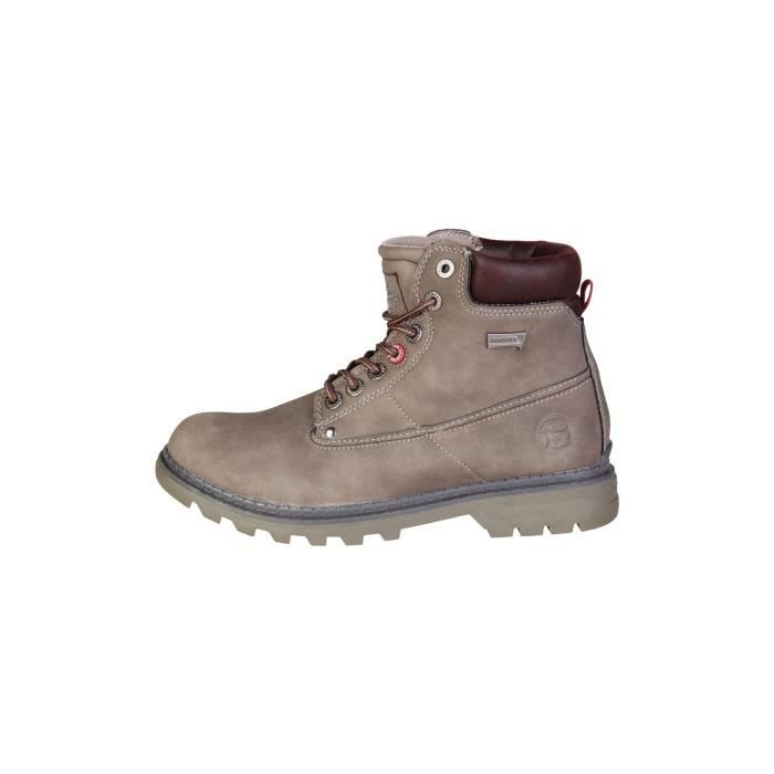 Carrera Jeans - Boots / bottines montantes Nevada - Gris taupe P,46