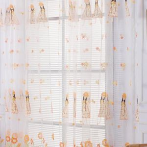 RIDEAU yumyumis® fenêtre Mode rideaux couleur unie   Jaun