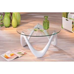 Table Basse Blanche Achat Vente Table Basse Blanche Pas Cher