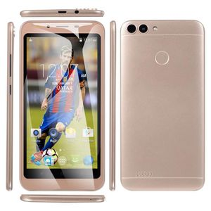 SMARTPHONE Smartphone Android OS 6.0 4G Mobilephone-Or