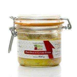 FOIE GRAS Foie gras de canard entier 300g
