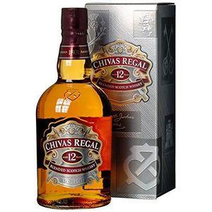 WHISKY BOURBON SCOTCH ChivasRegal12JahreBlended Scotch Whisky (1 x 0