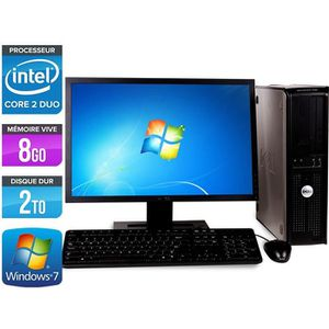 ORDINATEUR PORTABLE Ordinateur portable - Dell 780 - 2,93GHz - 8Go - 2