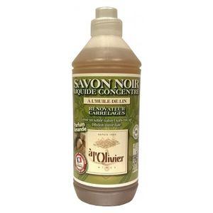 SAVON - SYNDETS Savon noir parfum amande 1L