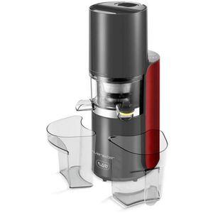 CENTRIFUGEUSE CUISINE Extracteur de jus 200w noir-rouge - PEJ537 - RIVIE