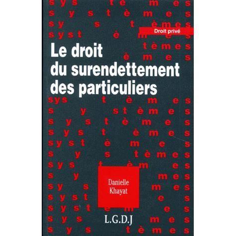 Carte Cdiscount Et Surendettement.Le Droit Du Surendettement Des Particuliers