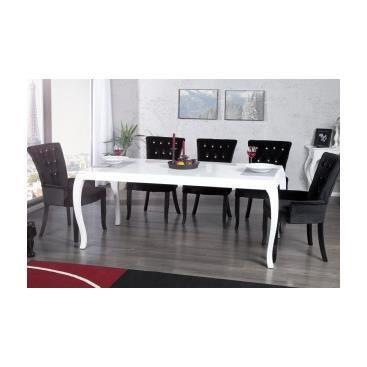 Table de salle à manger baroque Kelly - Achat / Vente table ...