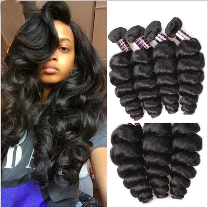Tissage sur cheveux naturels
