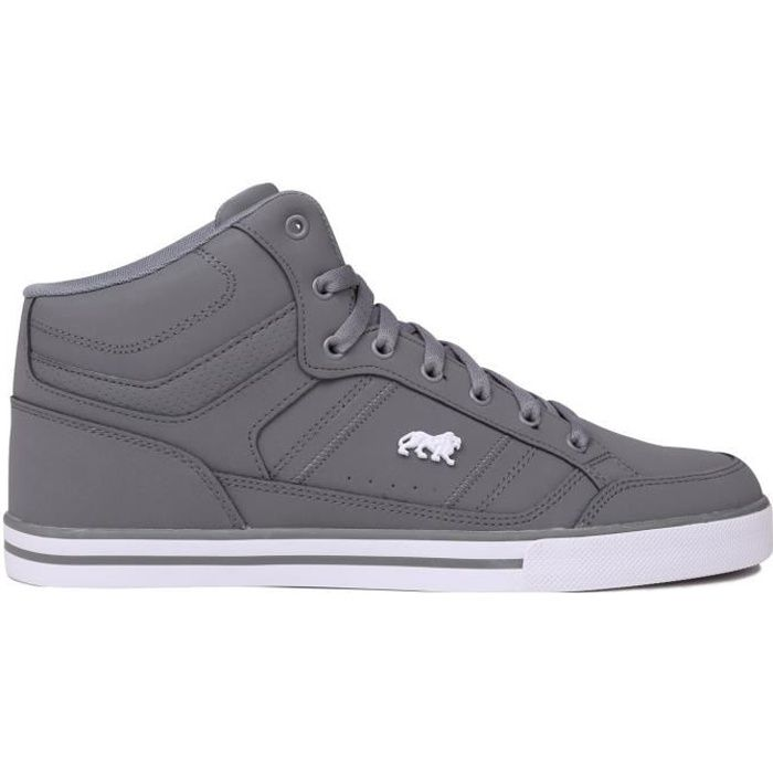 baskets montantes lonsdale gris … i2OW7as