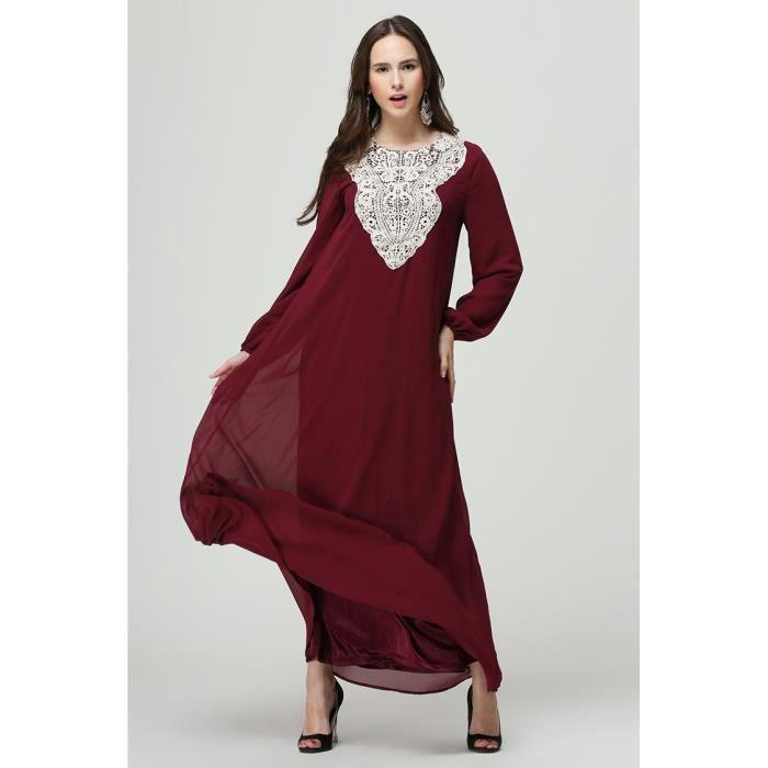 DJELLABA – CAFTAN – TAKCHITA Vêtements islamiques en gros plus la taille robe m