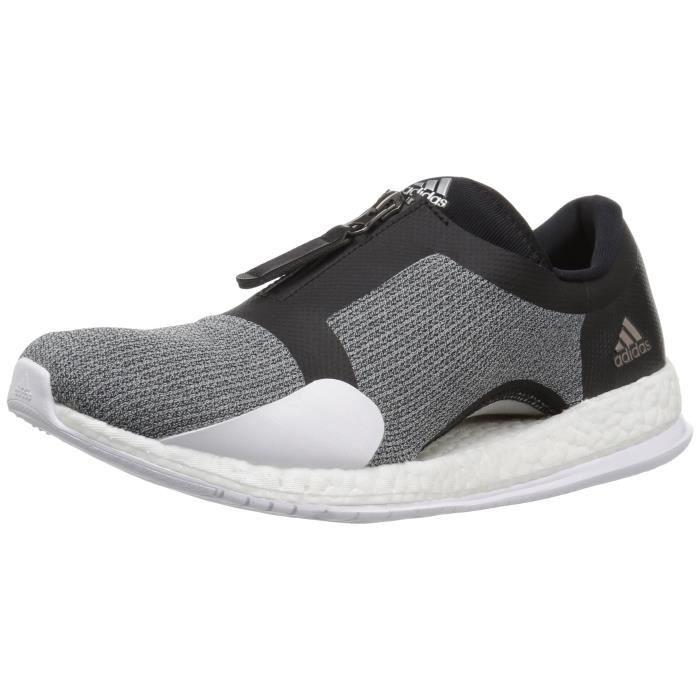 Tr De Pour X Course Pureboost Avec Adidas Femme Chaussure S4yk3 Zip WD2EHI9