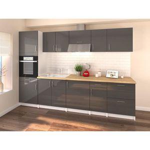 cuisine equipee avec electromenager achat vente pas cher. Black Bedroom Furniture Sets. Home Design Ideas