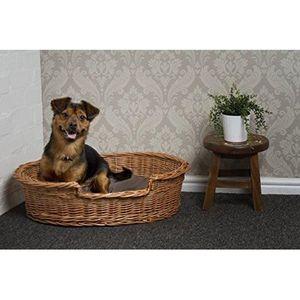 panier osier chien achat vente pas cher. Black Bedroom Furniture Sets. Home Design Ideas