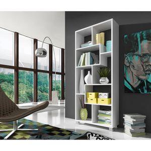 meuble escalier blanc achat vente meuble escalier blanc pas cher cdiscount. Black Bedroom Furniture Sets. Home Design Ideas