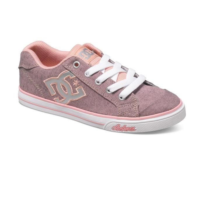 Chaussures Chelsea Tx Se Pink With Silver - DC