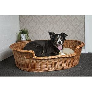 corbeille chien osier achat vente corbeille chien osier pas cher soldes d s le 10 janvier. Black Bedroom Furniture Sets. Home Design Ideas