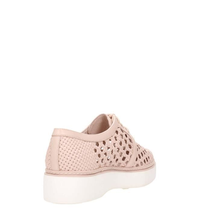 What For Sneakers Femme Beige, 37