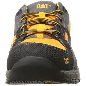 2 Toe 1 Shoe Caterpillar orange O619R Men's Taille Steel Work Gain 42 AnqvxPwqYt