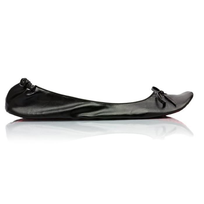 Rollable Flats, Black GZFZY Taille-XXL