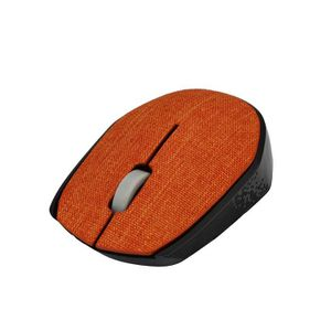 SOURIS 2.4Ghz Slim Portable Optical Wireless Mouse Gaming