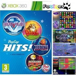 JEU XBOX 360 Jeux vidéo XBox 360 Compilation PopCap par Micr…