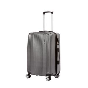 VALISE - BAGAGE LYS - bagage cabine valise pas cher extensible gri