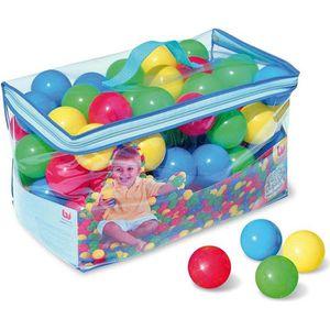 pataugeoire balles pour piscine 100 pices - Balle Pour Piscine A Balle Pas Cher