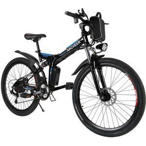 VTT ANCHEER Vélo électrique homme adulte 26