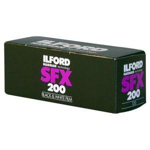 PELLICULE PHOTO Pellicule Ilford SFX 200/120